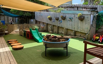 nursery room Orewa daycare