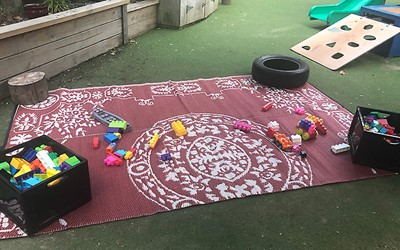 preschool room Orewa childcare