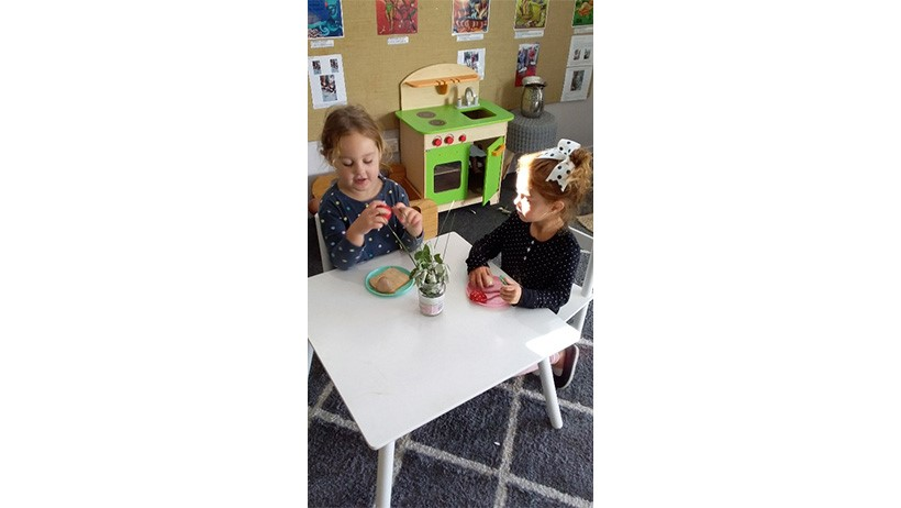 Weka Room children Lollipops Papamoa daycare